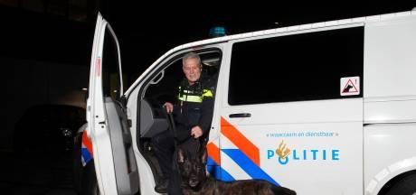 Einde aan een 'wereldbaan' met politiehond Max