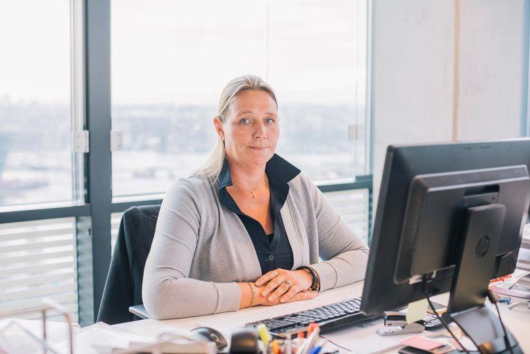 Nicole Olde Weghuis:'Zelfs voor experts is het moeilijk.' Beeld Marcel Wogram