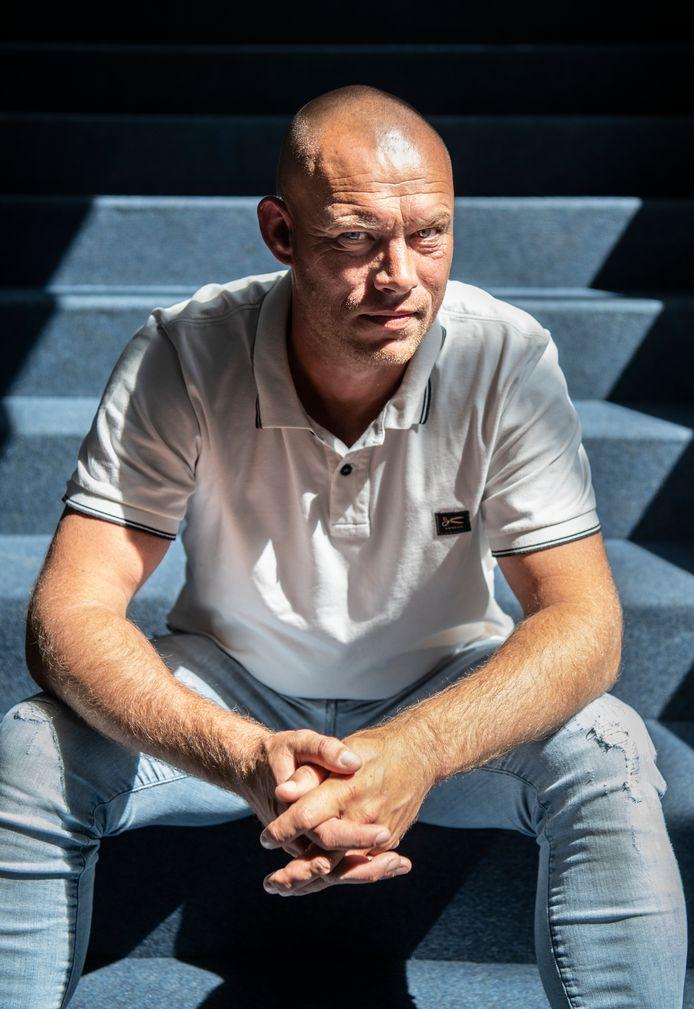 Fortuna-trainer Kevin Hofland.