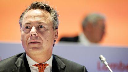 ING-topman Hamers wacht kruisverhoor in Nederlands parlement