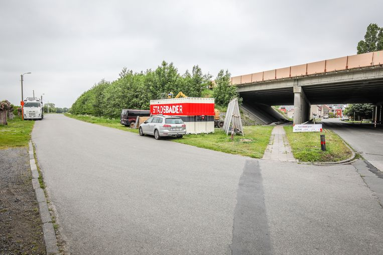 De Pompestraat wordt heraangelegd