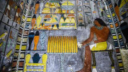 Archeologen leggen 4.300 jaar oud graf bloot in Egypte