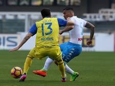 Napoli tegen Real Madrid zonder Allan