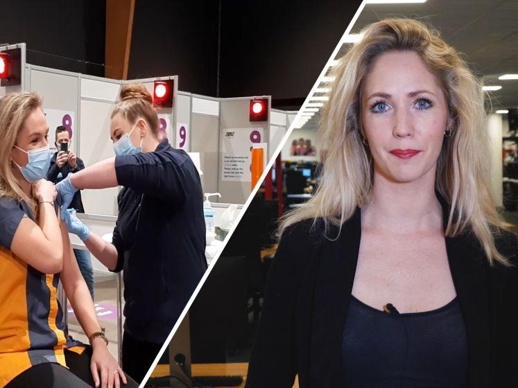De Stentor Nieuws Update:  Rutte III treedt af en eerste vaccins toegediend in IJsselhallen