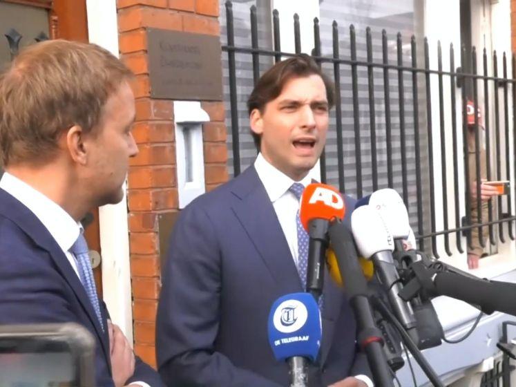 Thierry Baudet: 'Ik ben nog lang niet klaar met de politiek'