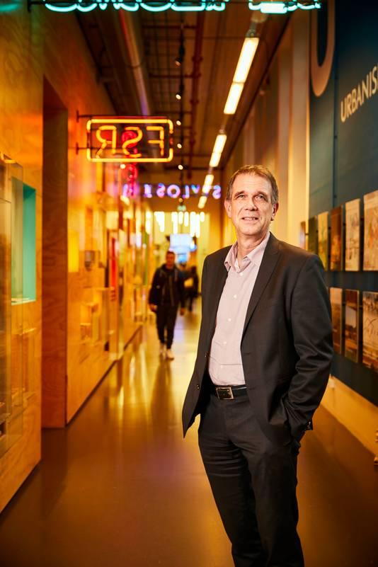 Peter Boelhouwer, woningmarktdeskundige