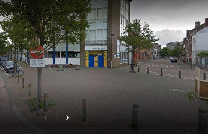 Kleuterschool Westdiep in Oostende.