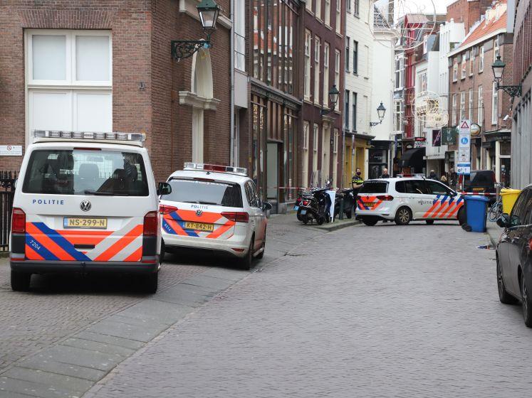 Klusser vindt mogelijk explosief in woning Nobelstraat