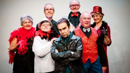 Kerstkomedie 'Vallende sterren' zaterdag in première in Theater De Roxy