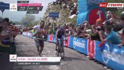 Al heel wat opvallende figuren passeerden de revue tijdens de Giro. Maar wat Devenyns achtervolgde, slaat alles