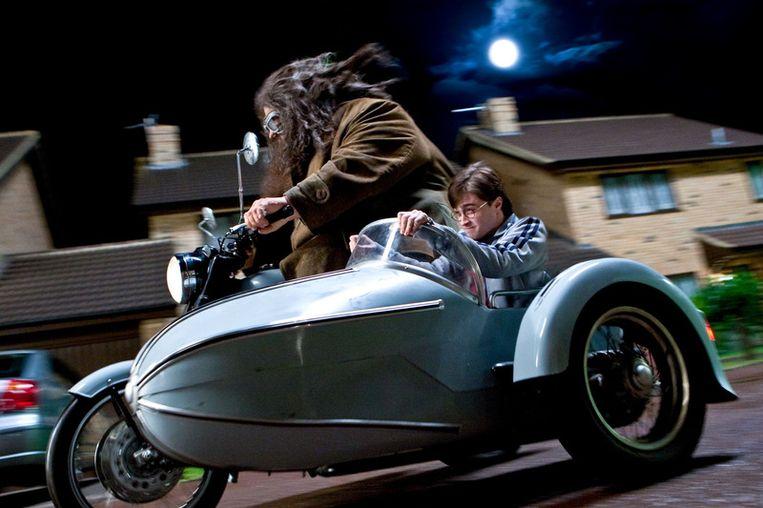 Harry Potter gaat records breken. © ANP Beeld null