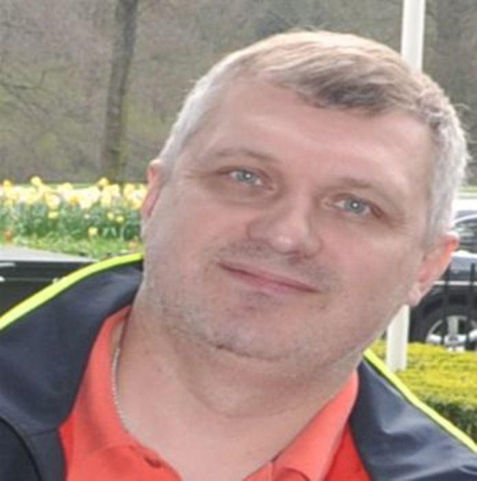 De derde verdachte: Oleg Sotnikov.
