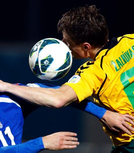 Litouwse voetbalinternational op 36-jarige leeftijd overleden