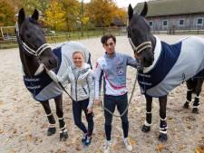 Ruiters starten 'Papendal voor de paardensport' in Cromvoirt