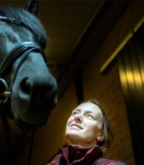 Amazone Floor van Kempen blijft de zenuwen de baas bij Indoor Brabant