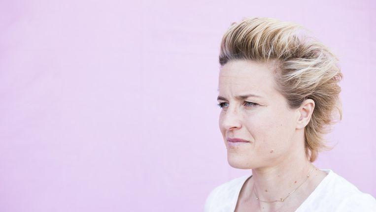 Daphne Koster: 'Ik kan er niet tegen als anderen iets wel kunnen en ik niet.' Beeld Eva Plevier