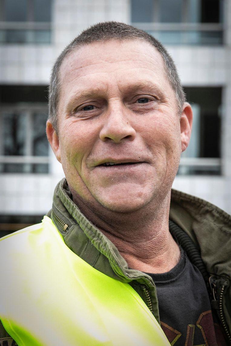 Kees Stevense (50). Beeld Dingena Mol