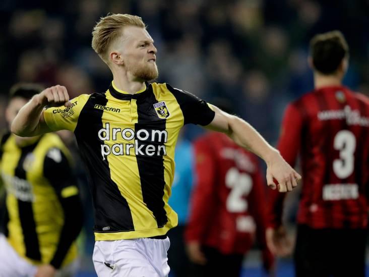 Willem II komt te laat op gang om het Vitesse lastig te maken: 3-2