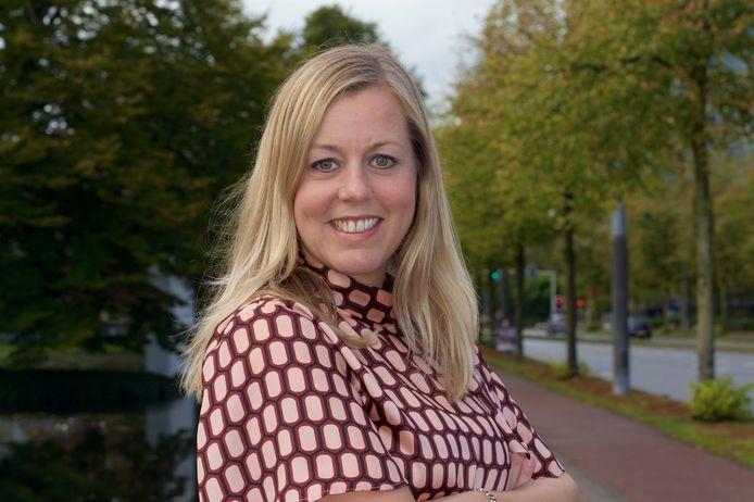 De Arnhemse wethouder Martien Louwers (PvdA).