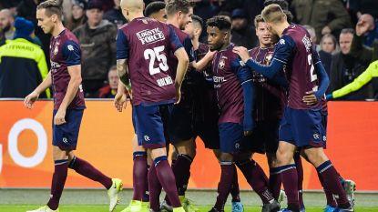 Football Talk 06/12. Jonge Belg speelt hoofdrol bij eerste nederlaag Ajax - Pearson nieuwe trainer van Watford - Lommel klopt OHL