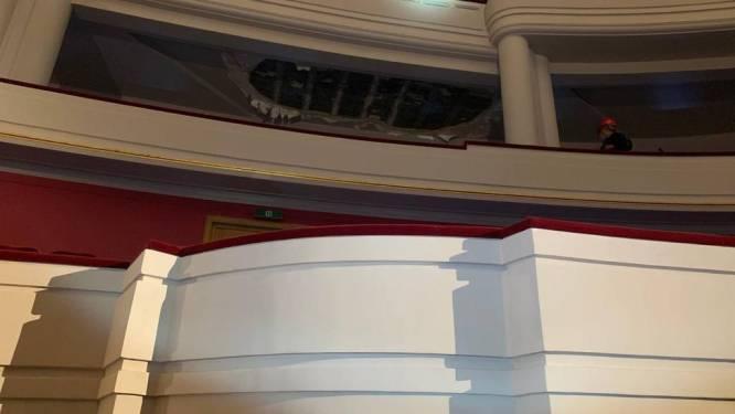 Orgel en Henry Le Boeufzaal beschadigd na dakbrand Bozar