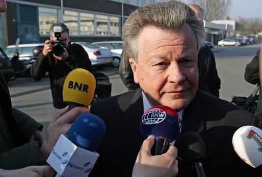 David Moszkowicz in 2007