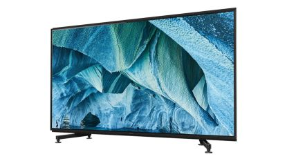 Sony ZG9: 8k-televisie met 16 luidsprekers en 33 miljoen pixels