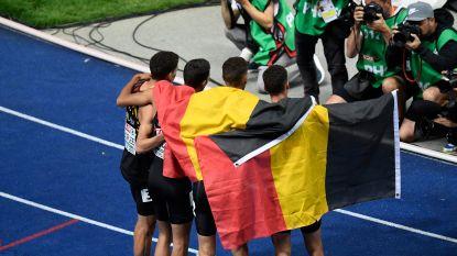 Berlijn met voorsprong meest succesvolle editie: nooit pakte België meer medailles op een EK atletiek