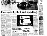 Toeval of niet: 25 jaar later schiet water in rivieren ineens meters omhoog