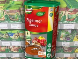 Zigeunersaus van Knorr krijgt in Duitsland nieuwe naam