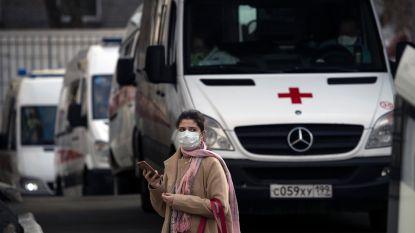 Ziekenhuizen in Moskou bereiken stilaan limiet, strengere coronamaatregelen aangekondigd