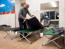 Extra bedden beschikbaar in Utrecht voor daklozen vanwege verwachte kou