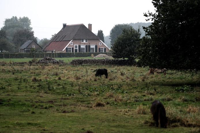 De grond waarop boerderij 't Mentingslag staat wordt onteigend voor de nieuwbouw van ziekenhuis Slingeland in Doetinchem.