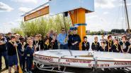 Zeescouts gaan voortaan te water met hulp van botenlift