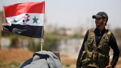 """VS: """"Sterke indicaties dat Syrisch regime chemische aanval uitvoerde in Idlib"""""""