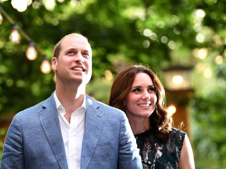 Britse hertogin Kate bevallen van kerngezond jongetje
