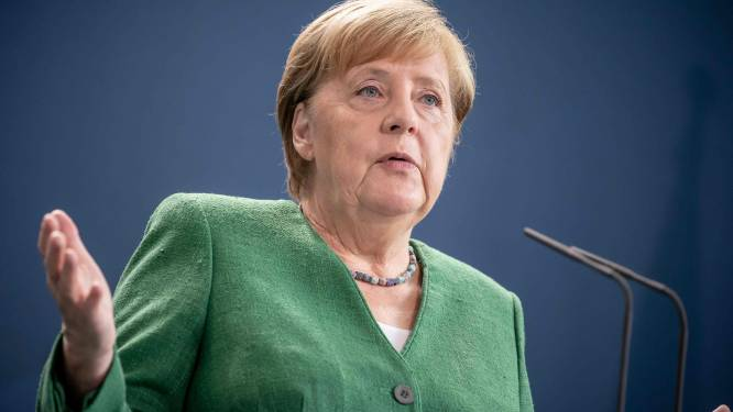 Duitsland wil grote bijeenkomsten langer verbieden en 50 euro boete voor niet dragen mondmasker