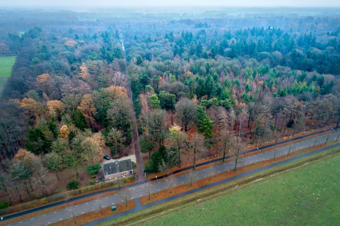Landgoed Beukenhorst ligt voor een groot deel in Vught maar wil helemaal tot Vught behoren.