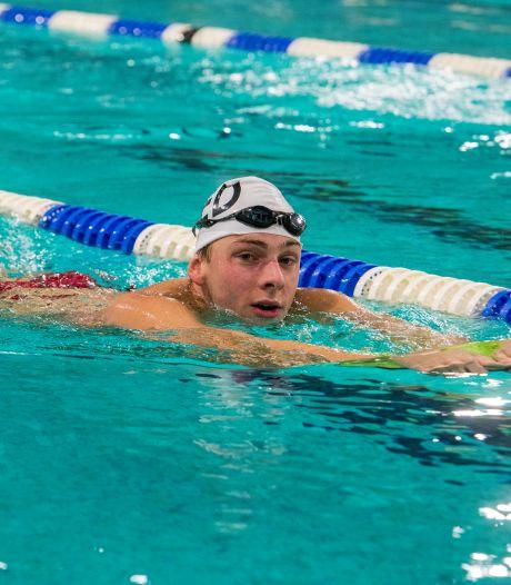Zwemmer Pepijn Smits mag eindelijk weer racen