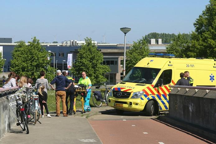 Ongeluk in Sint Willebrord
