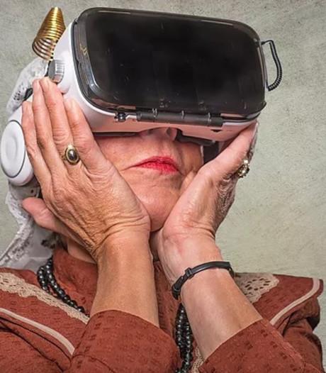 Virtual reality beleving van de Watersnoodramp