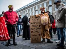 Relschopper gebruikt schending grondrecht als excuus maar corona-maatregelen beschermen ook grondrechten
