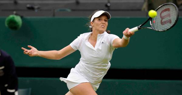 Tennisster laura robson getuige van schietpartij las vegas for Engelse tuin 1 waalre