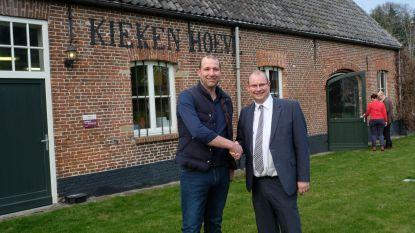 UItbaters Kiekenhoeve krijgen concessie voor dertig jaar, forse investeringen op komst