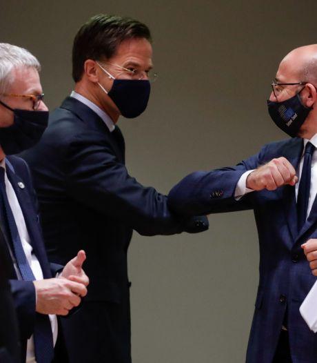 EU-leiders na marathonzitting eindelijk akkoord over begroting en herstelfonds