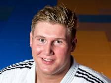 Spijkers pakt met Nederlandse judoka's zilver op EK voor gemengde landenteams