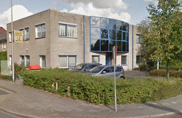 Het voormalig politiebureau van Haaksbergen.