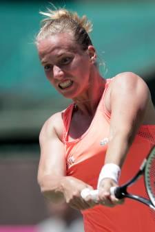 Hogenkamp nog één zege verwijderd van hoofdtoernooi US Open