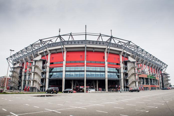 Het stadion van FC Twente