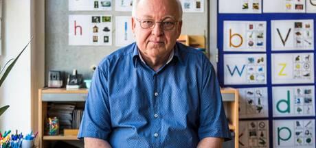 Koninklijke onderscheiding voor directeur Joop Westerweelschool